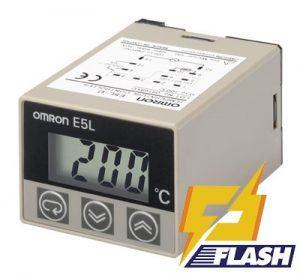 bộ điều khiển độ ẩm omron E5L