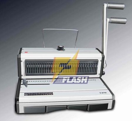 Máy đóng sách bằng keo nhiệt binmaxx