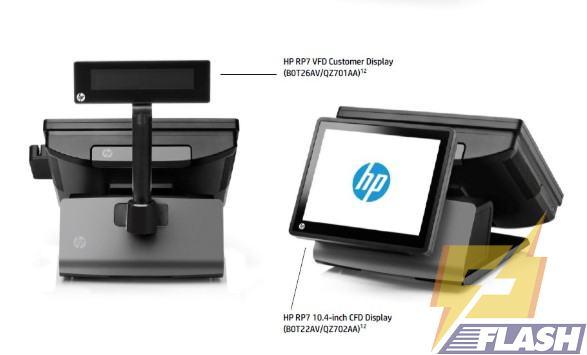 máy bán hàng HP RP7 – 7800