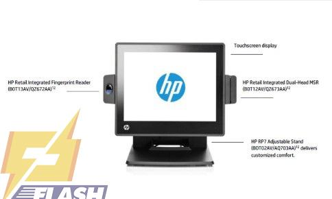 may ban hang Pos HP RP7 – 7800
