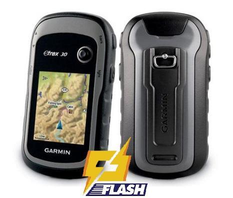 máy đo diện tích ruộng cầm tay GPS Garmin eTrex 30