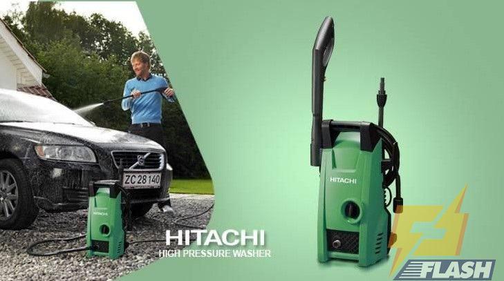 máy phun rửa cao áp Hitachi AW100