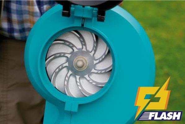 máy thổi lá dùng điện Gardena ErgoJet 3000