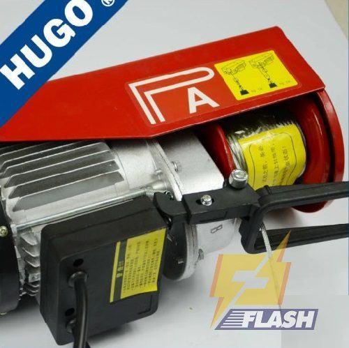 Tìm hiểu về máy tời điện mini HUGO PA1000-12m 12 mét - 261361