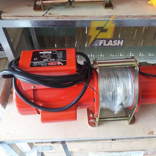 Điện máy Flash nhà phân phối tời điện Kio Winch