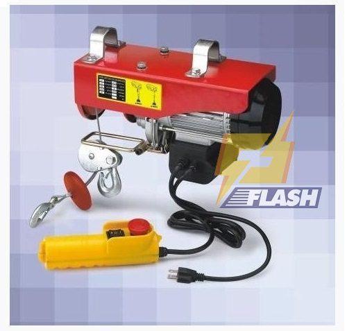 Tìm hiểu về máy tời điện mini HUGO PA1000-12m 12 mét - 261360