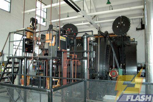 Hệ thống tời trong khai thác hầm mỏ