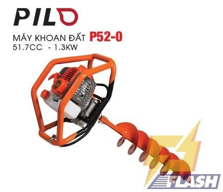 máy khoan lỗ trồng cây Pilo P52-0