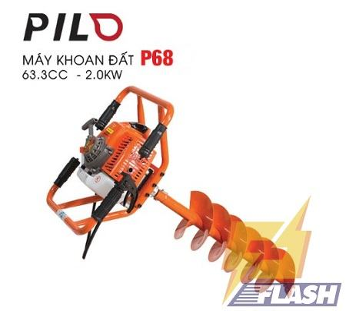 Máy khoan đất trồng cây PILO P68