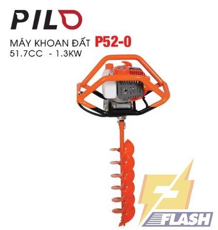 máy khoan đất trồng cây Pilo P52-0