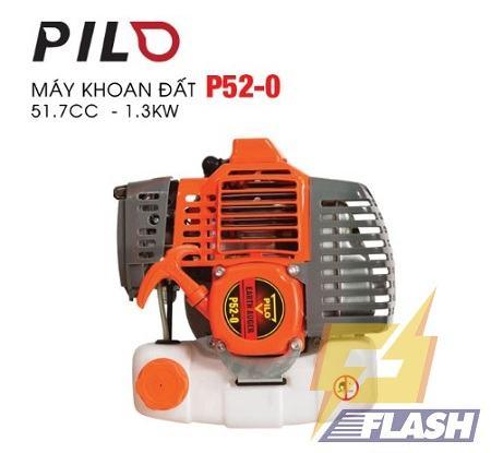 máy khoan hố trồng cây Pilo P52-0