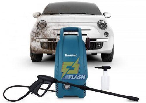 máy xịt rửa xe áp lực cao