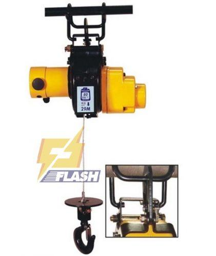 Thông tin A-Z máy tời điện mini Kio Winch SK-80 80kg - 261662