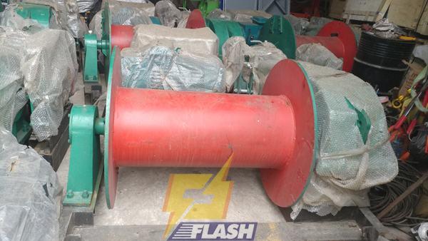 Tời điện mặt đất Hugo JM 10 tấn