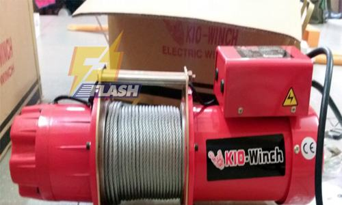 Tời điện mini Kio Winch
