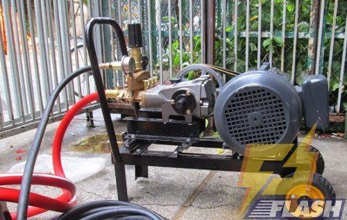 cách sử dụng máy xịt rửa xe cao áp