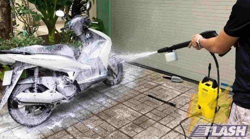 cách sửa chữa máy rửa xe mini