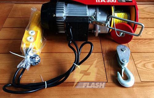 Giá máy tời điện mini bao nhiêu