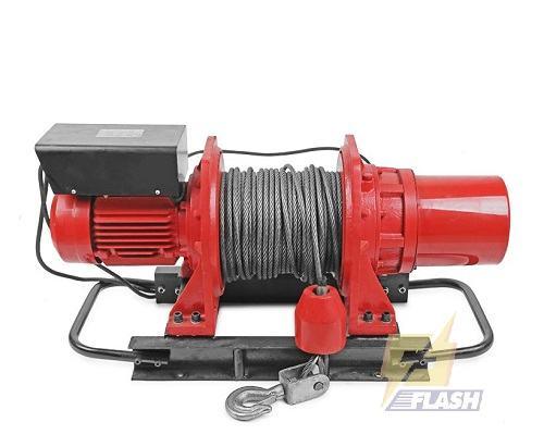 Gợi ý một số loại máy tời điện 1 pha, 3 pha phổ biến hiện nay - 261294