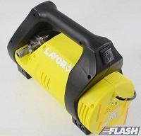 máy rửa xe áp lực mini Italy