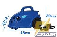 máy xịt nước rửa xe mini