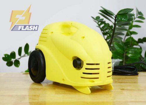 máy xịt rửa xe cao áp motor cảm ứng từ