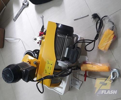 Gợi ý một số loại máy tời điện 1 pha, 3 pha phổ biến hiện nay - 261293