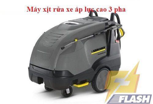 máy xịt rửa xe 3 pha