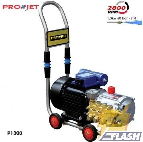 máy bơm xịt rửa xe áp lực dây curoa cũ