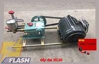máy phun xịt rửa xe áp lực dây đai Đài Loan