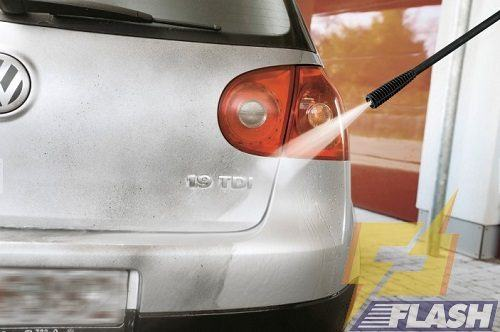 Máy xịt rửa xe motor cảm ứng từ
