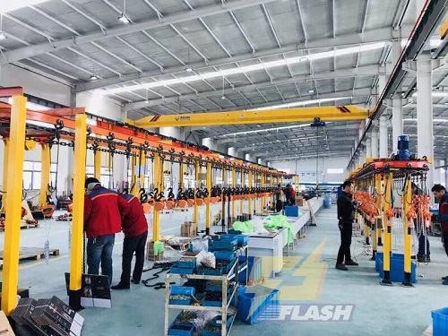 Tìm nhà phân phối dòng sản phẩm tời điện Fujifa tại Việt Nam