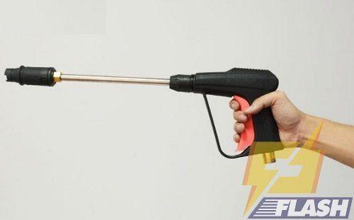 cách sử dụng súng phun máy bơm rửa xe
