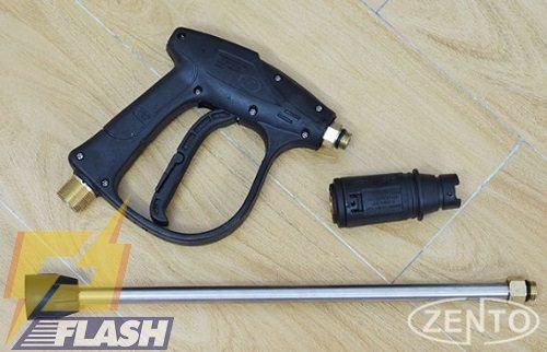 cách sử dụng súng phun máy xịt rửa xe