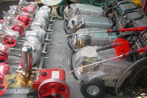 Máy rửa xe Đài Loan có tốt không