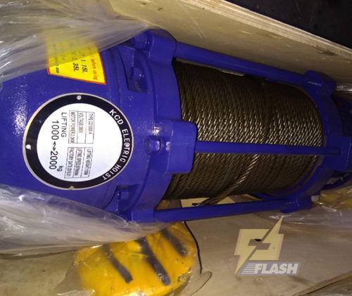 Gợi ý một số loại máy tời điện 1 pha, 3 pha phổ biến hiện nay - 261299