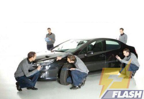 cách rửa xe ô tô