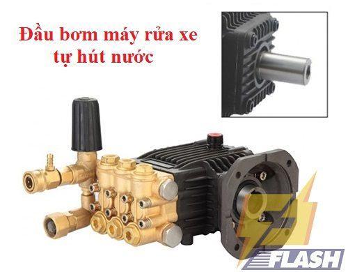 cấu tạo máy rửa xe cao áp tự hút nước