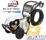 máy rửa xe áp lực 150 bar