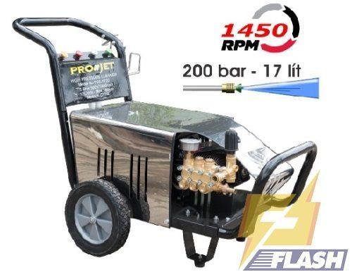 máy xịt rửa xe 200 bar
