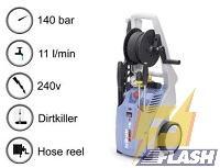 máy rửa xe áp lực cao 2400W