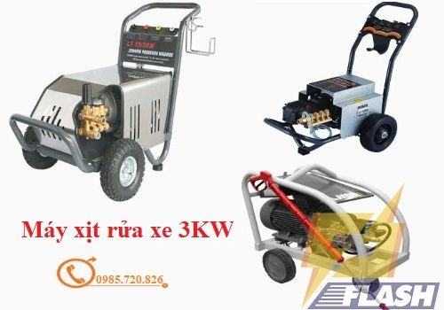 máy rửa xe 3KW