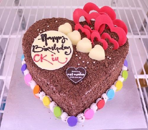 bánh sinh nhật ý nghĩa tặng người yêu