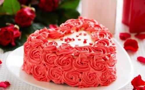 các kiểu bánh sinh nhật tặng người yêu