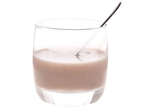 Cách làm sữa gạo lứt hạt sen