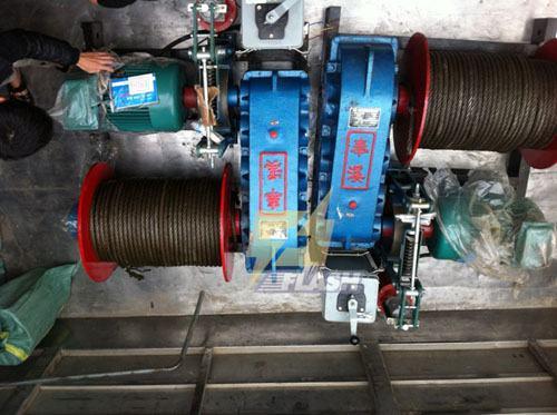 Hướng dẫn sử dụng tời điện mặt đất cho người sử dụng lần đầu - 261857