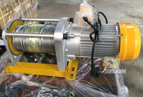 tời điện 500kg