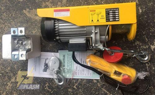 Tời điện treo 1 tấn Hugo Mini PA1000