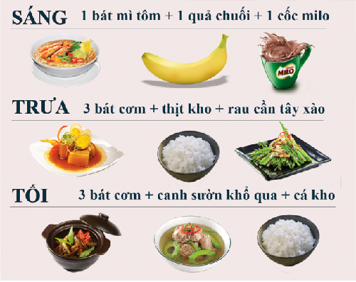 hướng dẫn cách làm sữa gạo lứt tăng cân