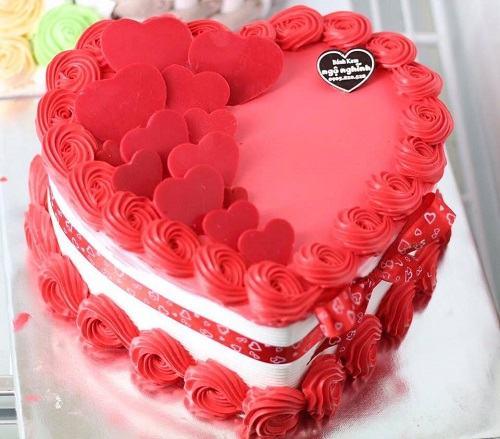 bánh sinh nhật tặng người yêu đẹp